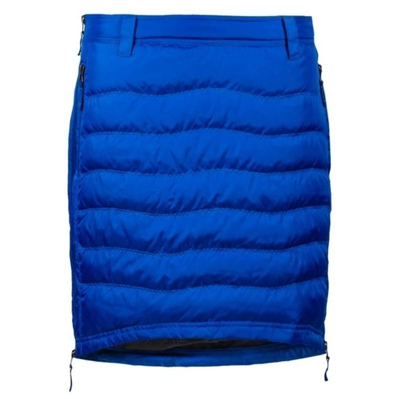 Skhoop Short Down Skirt S Snorkel Blue