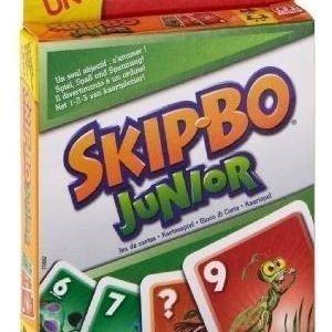 Skip-Bo junior korttipeli