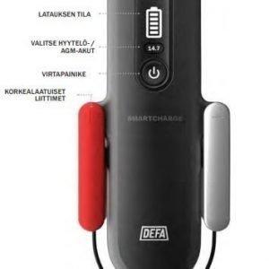 SmartCharge 12V 4A Akkulaturi