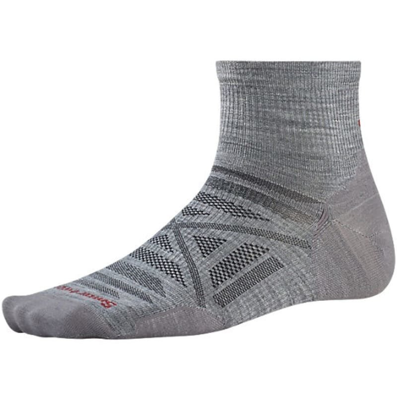 Smartwool M PhD Outdoor UL Mini 42 Gray/Red