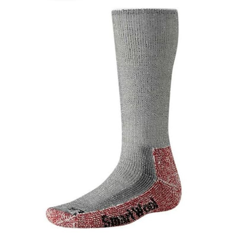 Smartwool Mountaineering X-Heavy MC S (34-37) Grey/Crimson