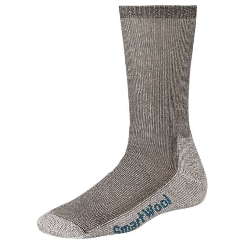 Smartwool W Hiking Medium Crew S Taupe