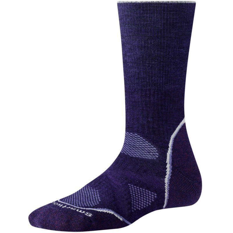 Smartwool W PhD Outdoor Medium Crew S Imperial Purple