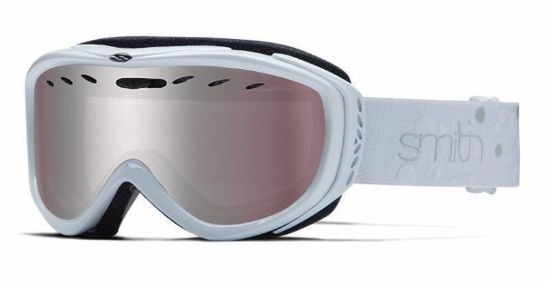 Smith Cadence White/Ignitor Mirror