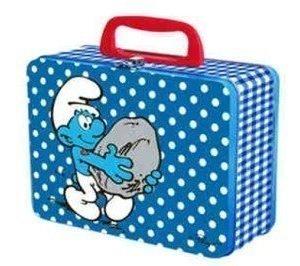 Smurffit peltisalkku sininen