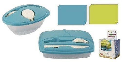 Snack Can Set eväslaatikko aterimilla