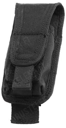 Snigel Design General Purpose Pouch 2 lyhyt musta