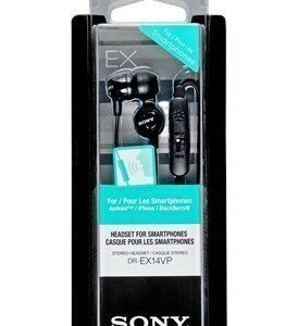 Sony DR-EX 14 VPB musta