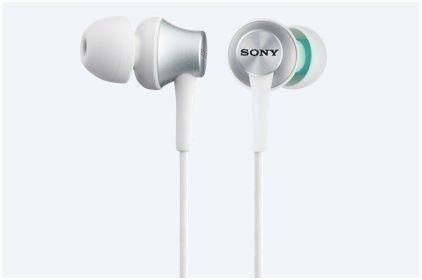 Sony MDR-EX 450 valkoinen