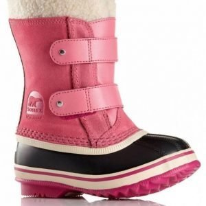 Sorel 1964 PAC Strap Children Pink 9
