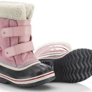 Sorel 1964 PAC Strap Youth Pinkki 28