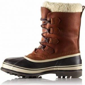 Sorel Caribou Wool Ruskea 9