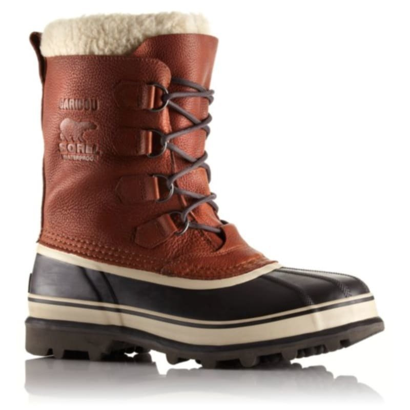 Sorel Caribou Wool US 10/EU 43 Tobacco