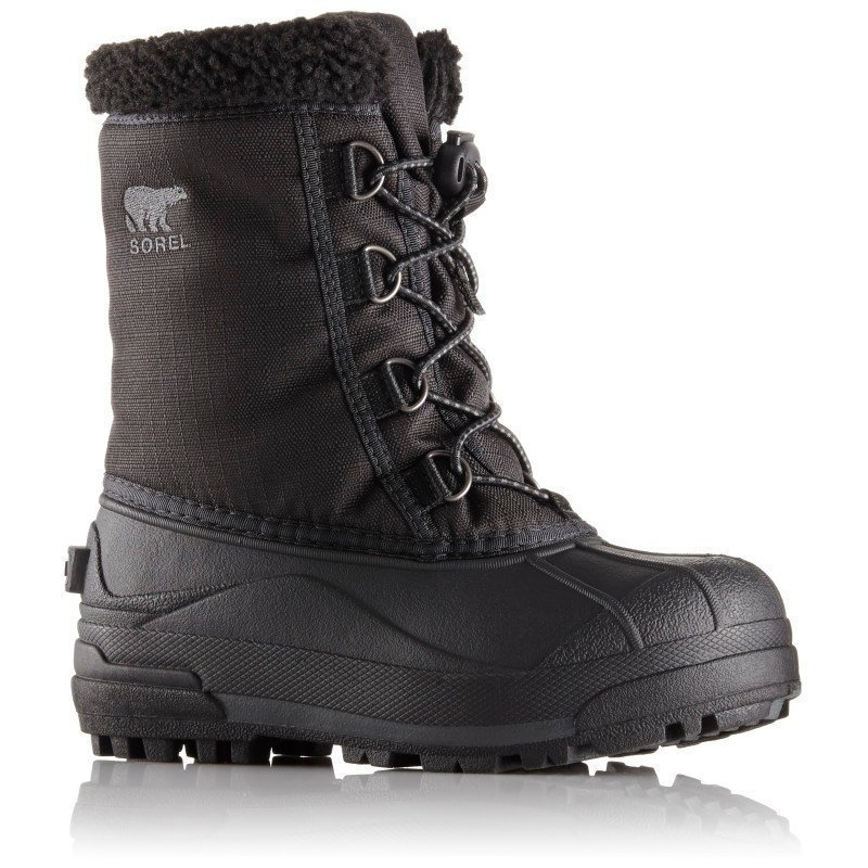 Sorel Childrens Cumberland 8 Black