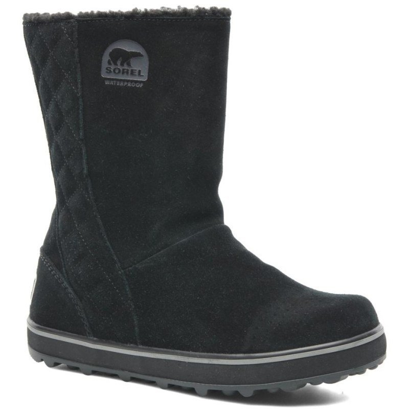 Sorel Glacy US 6/EU 37 Black