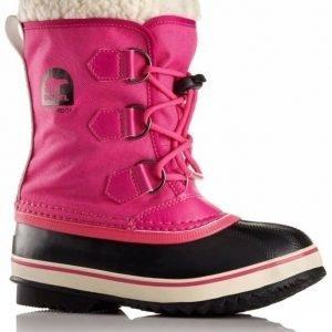 Sorel Yoot Pac Nylon Pink 5
