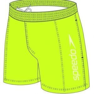 "Speedo Challence 15"" Watershort poikien uimahousu v.vihreä/valkoinen"