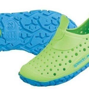 Speedo Jelly Infant pienten lasten vihreä sandaali
