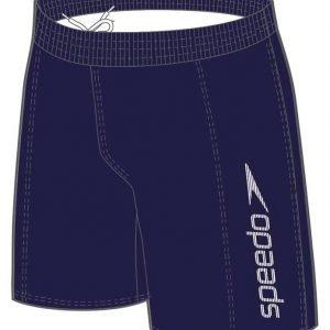"""Speedo Scope 16"""" Watershort miesten uimahousu t.sininen/valkoinen"""