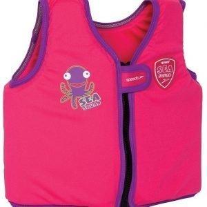 Speedo Sea Squad kelluntaliivi pinkki/lila