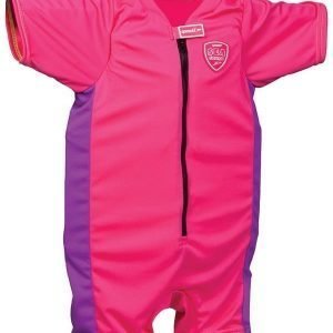 Speedo Sea squad float suit pinkki/lila