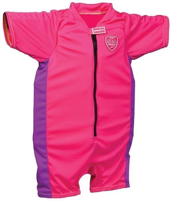 Speedo Sea squad float suit pinkki/lila