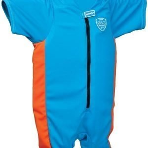 Speedo Sea squad float suit sininen/oranssi