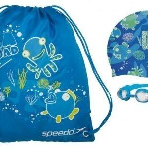 Speedo Sea squad poolpack blue
