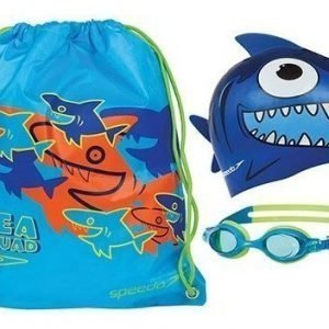 Speedo Sea squad poolpack hai 2-6v