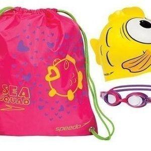 Speedo Sea squad poolpack kultakala 2-6v