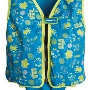 Speedo Sea squad swim vest sininen