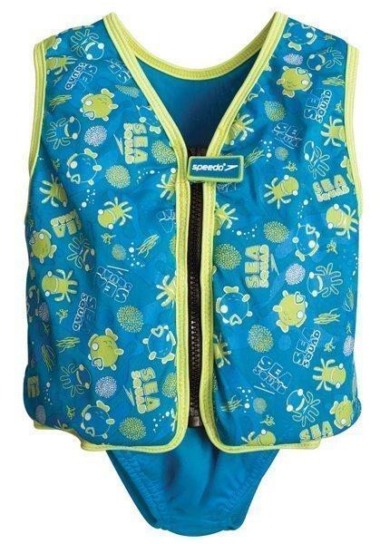 Speedo Sea squad swim vest sininen