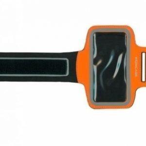 Sport Armband käsivarsikotelo älypuhelimelle oranssi