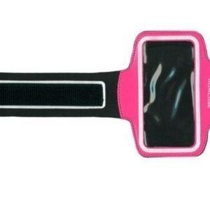 Sport Armband käsivarsikotelo älypuhelimelle pinkki