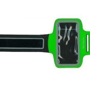 Sport Armband käsivarsikotelo älypuhelimelle vihreä