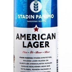 Stadin Panimo American Lager olut