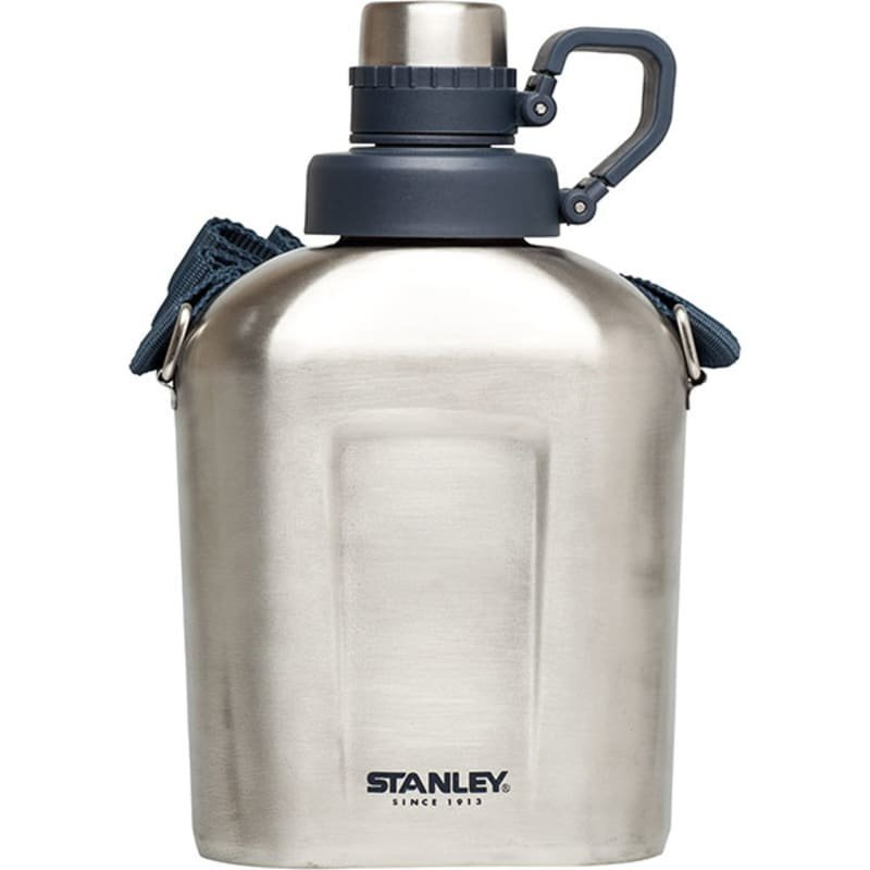 Stanley Adventure SS Canteen 1L 1SIZE Stainless Steel