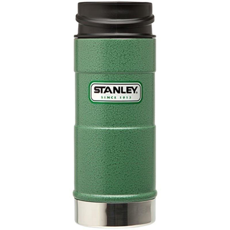 Stanley Classic One Hand Vacuum Mug 0.35 L 1SIZE Hammertone Green