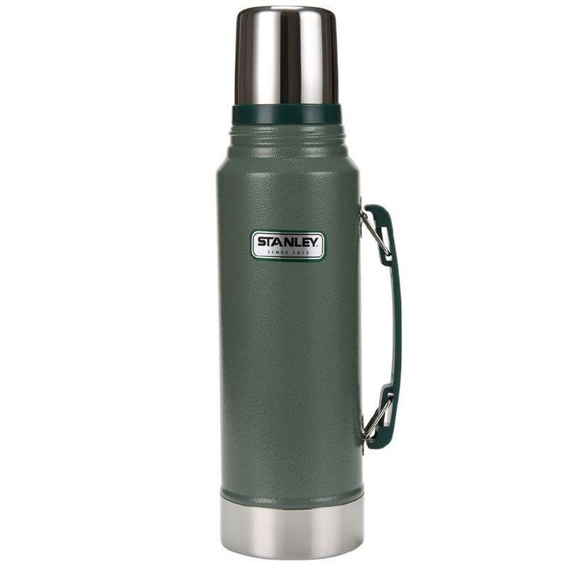 Stanley Classic Vacuum Bottle 1L 1SIZE Hammertone Green