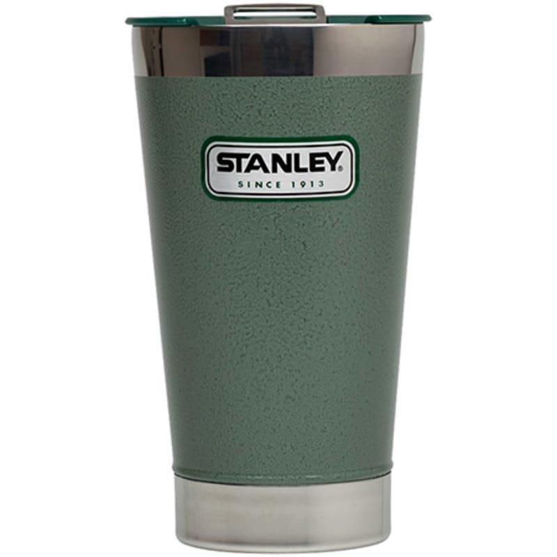 Stanley Classic Vacuum Pint 0.47L 0.47L Hammertone Green