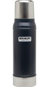 Stanley Vacuum Bottle Hammertone Navy 750ml termospullo