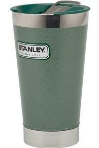 Stanley Vacuum Pint 473ml vihreä termos muki