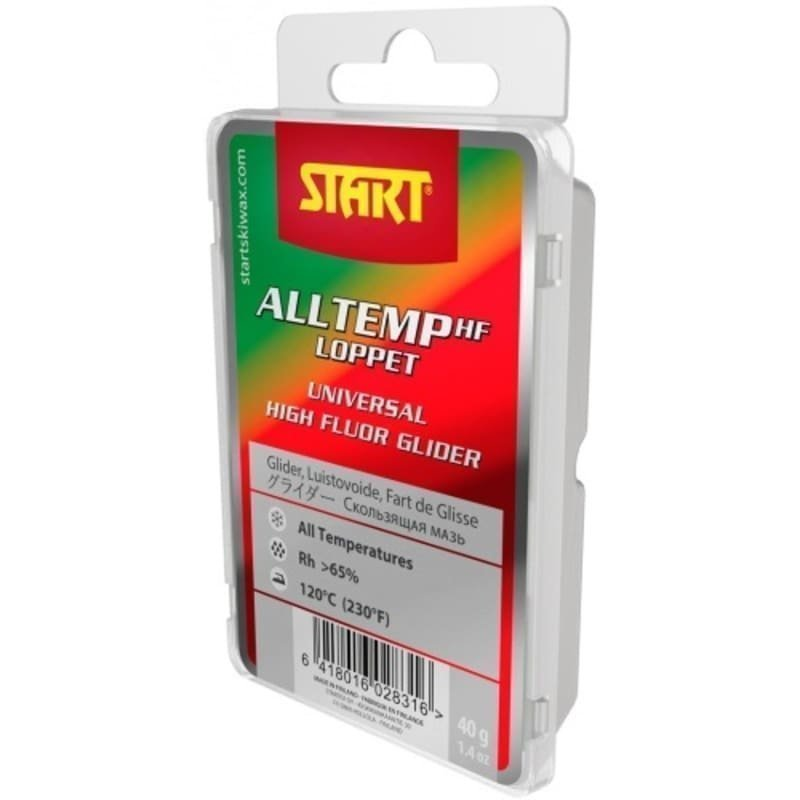 Start ALL TEMP LOPPET HF 40G NOSIZE Nocolour
