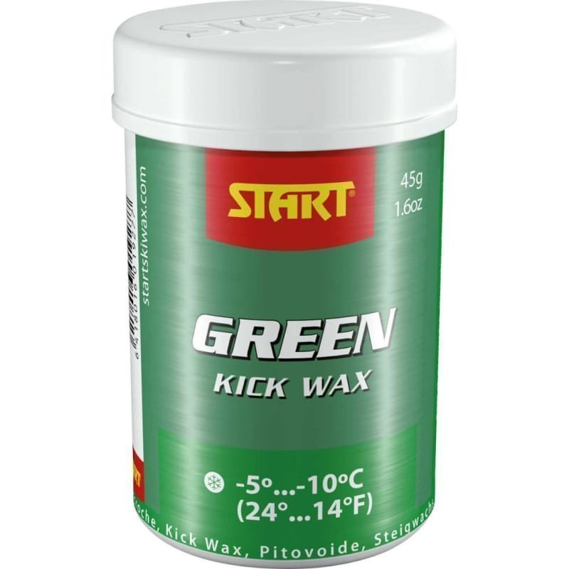 Start Kick Wax Green