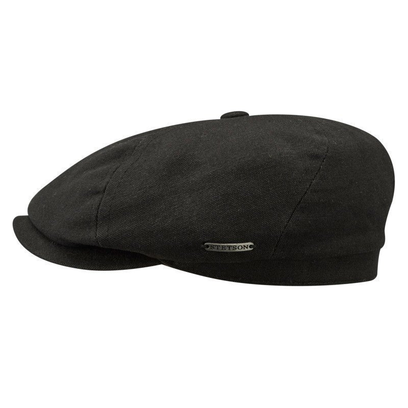 Stetson Brooklin Canvas LARGE Black