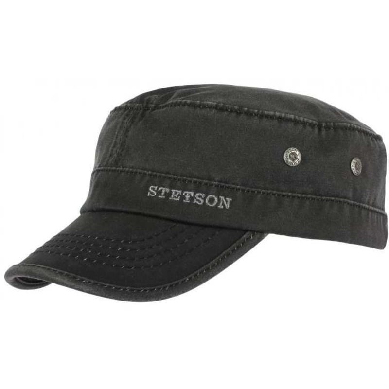 Stetson Datto CO/PE S Black
