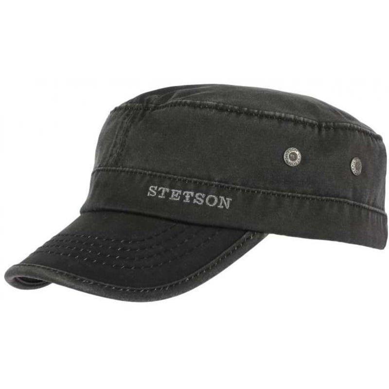 Stetson Datto CO/PE S Black