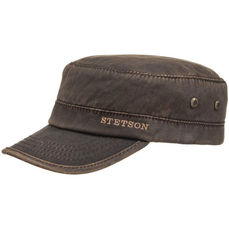 Stetson Datto CO/PES MEDIUM BRUN