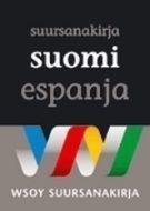 Suomi-espanja -suursanakirja