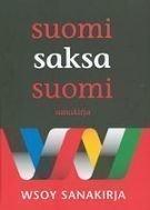 Suomi-saksa-suomi sanakirja